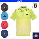 ポロシャツ/メンズ(ETS05000)《エレッセ テニス・バドミントン ウェア(メンズ/ユニ)》