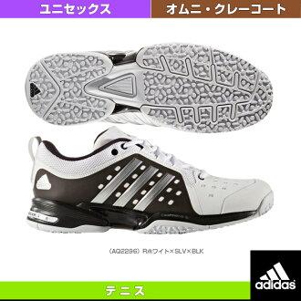[愛迪達網球鞋]barricade JAPAN全粘土/男女兩用(AQ2296)