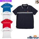ポロシャツ/ユニセックス(ETS06300)《エレッセ テニス・バドミントン ウェア(メンズ/ユニ)》