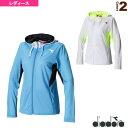 EVO/W メッシュHDYジャケット/レディース(DTL7143)《ディアドラ テニス・バドミントン ウェア(レディース)》