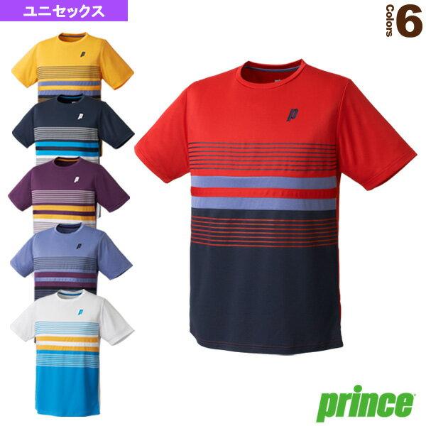 ゲームシャツ/ユニセックス(WU7012)《プリンス テニス・バドミントン ウェア(メンズ/ユニ)》