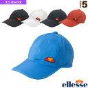 FITキャップ/ユニセックス(EAC1630)《エレッセ テニス アクセサリ・小物》