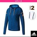 SUBKIT UVカバージャケット/レディース(BXI00)《アディダス テニス・バドミントン ウェア(レディース)》