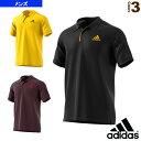 MENS BARRICADE ポロシャツ/メンズ(ECN51)《アディダス テニス・バドミントン ウェア(メンズ/ユニ)》