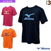 文字Tシャツ/自分に負けるな!向上心/ユニセックス(32JAE702)《ミズノ オールスポーツ ウェア(メンズ/ユニ)》