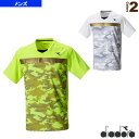 EVOコンペティションシャツ/メンズ(DTG7381)《ディアドラ テニス・バドミントン ウェア(メンズ/ユニ)》