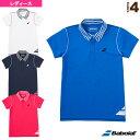 Colorplay Line/カラープレイライン/ポロシャツ/レディース(BAB-1788W)《バボラ テニス・バドミントン ウェア(レディース)》