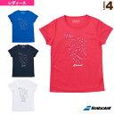 Colorplay Line/カラープレイライン/Tシャツ/レディース(BAB-8783W)《バボラ テニス・バドミントン ウェア(レディース)》