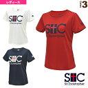 STC プラクティスTシャツ/レディース(STC-AGW6051)《セントクリストファー テニス・バドミントン ウェア(レディース)》