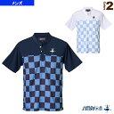 [シンプソン テニス・バドミントン ウェア(メンズ/ユニ)]ゲームシャツ/メンズ(STW-71102)