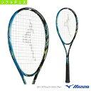 ジスト T-05/XYST T-05(63JTN835)《ミズノ ソフトテニス ラケット》軟式(前衛向き)