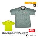 ゲームシャツ/JTTA公認マーク付/ユニセックス(XLP-822xP)《ルーセント 卓球 ジュニアグッズ》