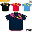 ジョワイユシャツ/ジュニア(031427)《TSP 卓球 ウェア(メンズ/ユニ)》