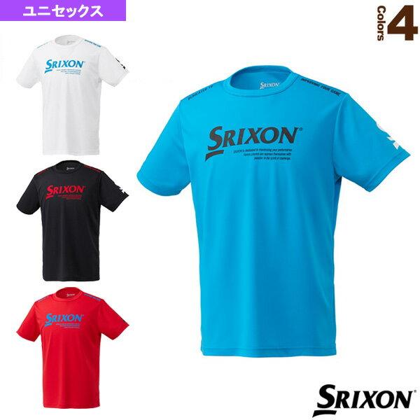 Tシャツ/クラブライン/ユニセックス(SDL-8843)《スリクソンテニス・バドミントンウェア(メン