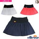 ツアースカート/Tour Skirt/レディース(EW28300)《エレッセ テニス・バドミントン