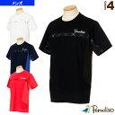 半袖ゲームシャツ/メンズ(KCM03A)《パラディーゾ テニス・バドミントン ウェア(メンズ/ユニ)》