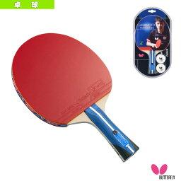 <strong>張本智和</strong> 2000/ラバーばりラケット(16950)《バタフライ 卓球 ラケット》