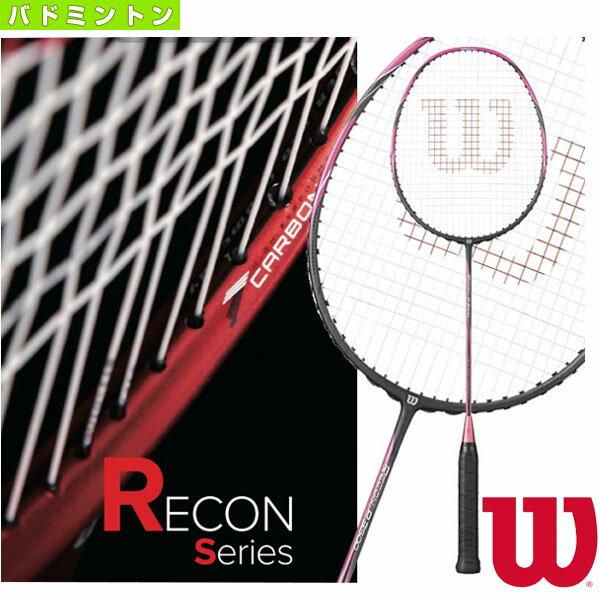 レコンP3500/RECONP3500(WRT84846)《ウィルソンバドミントンラケット》