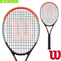 CLASH 100/クラッシュ 100(WR005611)《ウィルソン テニス ラケット》の画像