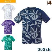 ゲームシャツ/ジュニア(T1930)《ゴーセン テニス ジュニアグッズ》の画像