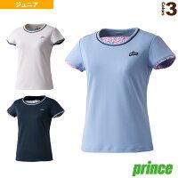 ガールズゲームシャツ/ガールズ(WJ110G)《プリンス テニス ジュニアグッズ》の画像