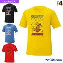 MARVEL マーベルTシャツ/Type4/アイアンマンシリーズ/ユニセックス(72JA9Z56)《ミズノ テニス・バドミントン ウェア(メンズ/ユニ)》