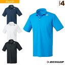 ポロシャツ/ジュニア(DAP-1044)《ダンロップ テニス ジュニアグッズ》