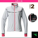 GRACEFUL ライトニットジャケット/レディース(TL5193)《ディアドラ テニス・バドミントン ウェア(レディース)》