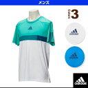 バリケード Tシャツ/メンズ(BBK11)《アディダス テニス・バドミントン ウェア(メンズ/ユニ)》