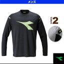 [ディアドラ テニス・バドミントンウェア(メンズ/ユニ)]ELITE ロングスリーブシャツ/メンズ(TP6530)