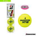 XT-8 4球入(エックスティーエイト)『缶単位(1缶/4球)』《ブリヂストン テニス ボール》