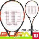 [ウィルソン テニスラケット]BURN 100/バーン 100(WRT727020)