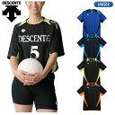 DESCENTE【デサント】バレーボールウェア 半袖ライトゲームシャツ (メンズ) DSS-5420