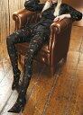Trasparenze/新作[インポート・タイツ/柄タイツ・柄 タイツ イタリア製]カラフルなのに、オトナ。エキゾチックな、花柄刺繍タイツ。トラスパレンツェ/P...