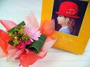 かわいいお花とお菓子のセット【楽ギフ_包装】【楽ギフ_メッセ入力】【送料無料・送料込】【あす楽】