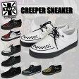 TUK Creeper Sneaker クリーパースニーカー 通販 全8種 パンク ロック モッズ ロカビリー ファッションにオススメのスニーカー・ラバーソール 通販/正規品 おすすめ