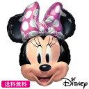 ミニーマウスディディズニーースデー プレゼント バルーン サプライズ ギフト パーティー Birthday Balloon Party 風船 誕生会 お祝い