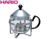 ハリオグラス/HARIO ティーメーカー 茶王 シルバー CHA-4SV 600ml:4杯用 [bn]