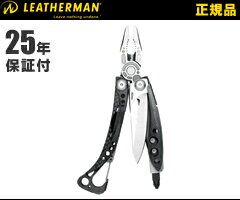 �쥶���ޥ�LEATHERMAN������ġ���CX�ʥ���󥱡����դ�SKC-N��Skeletool-CX���쥶���ޥ�ġ��른��ѥ������ʡ�25ǯ�ݾ��դ���