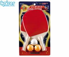 カワセ/カイザー 卓球ラケットセット ペンホルダー KW-014 (卓球・ラケット・ペンラケット・ボール)