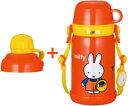 渇いたカラダを潤すサーモスの水筒真空断熱2ウェイボトルFEF-600WB(レッド:ミッフィー)スポーツボトル/容量:0.62L ステンレスボトル/容量:0.6Lサーモス/THERMOS 真空断熱2ウェイボトル(水筒) FEF-600WB(レッド:ミッフィー)