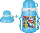 渇いたカラダを潤すサーモスの水筒真空断熱2ウェイボトルFEF-600WD(ブルー:ドラえもん)スポーツボトル/容量:0.62L ステンレスボトル/容量:0.6Lサーモス/THERMOS 真空断熱2ウェイボトル(水筒) FEF-600WD(ブルー:ドラえもん)