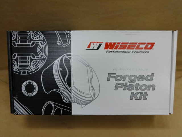 ワイセコ ピストンキット K1075 Z1、 ...の紹介画像3