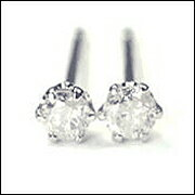 ジュエリー ランキング プラチナ ダイヤモンド ダイヤモンドピアスダイヤピアス