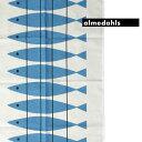 【メール便で送料無料】 almedahls(アルメダールス) キッチンタオル(42cm×70cm) フィッシュ(Sill) (スウェーデン,マリアンヌ・ニルソン...