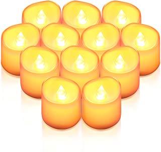 キャンドルライト LED 12個セット(AMIR LED)