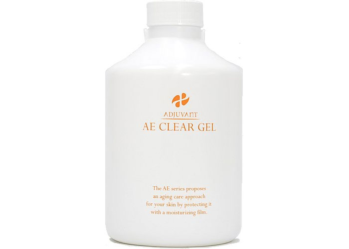 AEクリアジェル 600g 業務用 美容室・サロン専売品 【アジュバン ADJUBANT】【AE シリーズ AE series】
