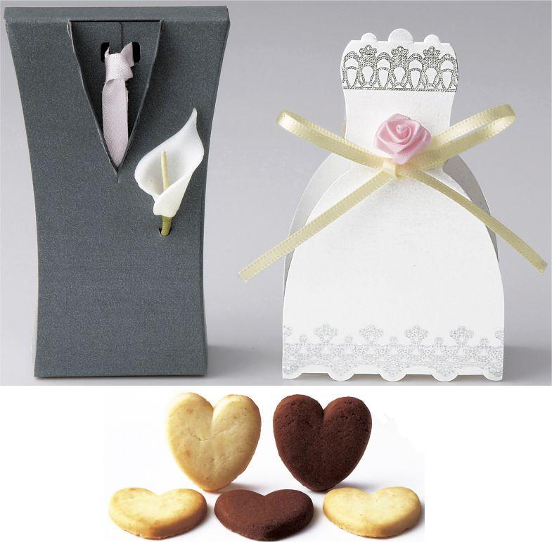 Bride&Groom(ハートクッキー)【 プチ...の商品画像