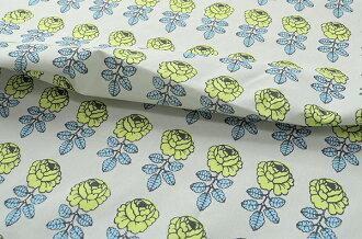 Sample half & half cut cloth marimekko Marimekko VIHKIRUUSU ヴィキルース LG/GY light green grey 70 × 50 cm Scandinavian fabrics / cloth
