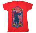 Janis Joplin / 1967 Tee (Heather Orange) (Womens)